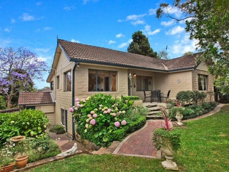 1 Springfield Road, Hornsby Heights, NSW 2077