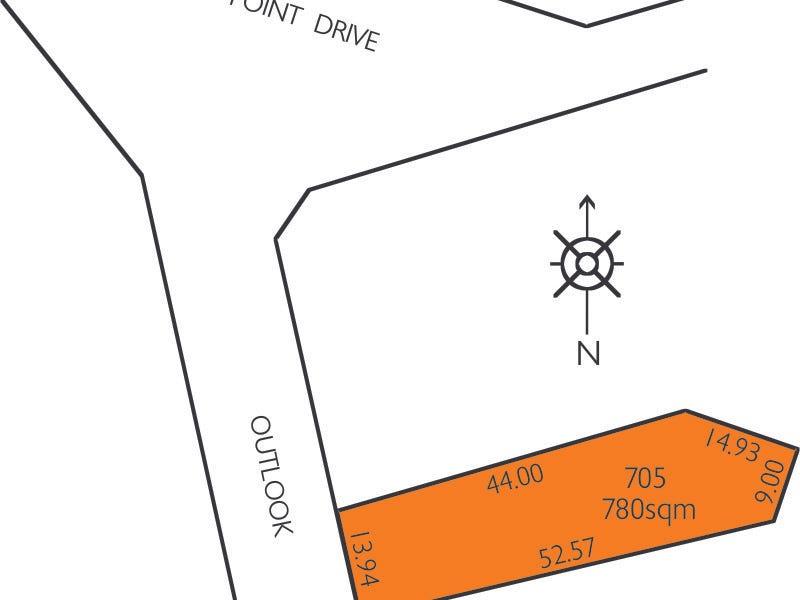 Lot 705, Outlook Road, Black Point, SA 5571