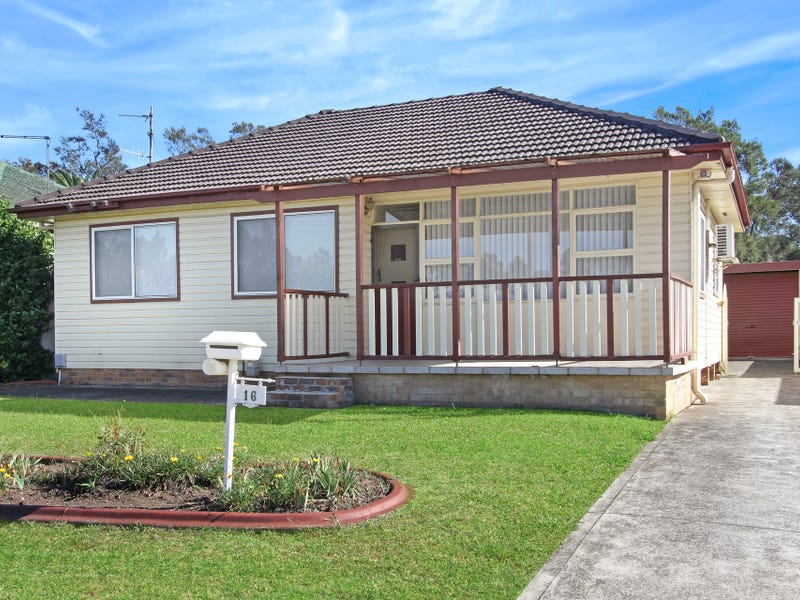 16 Oxford Road, Dapto, NSW 2530