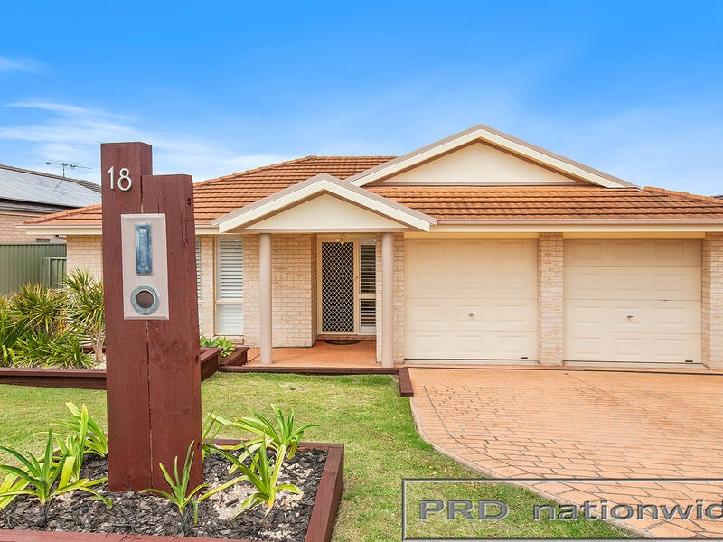 18 Tristania Court, Thornton, NSW 2322