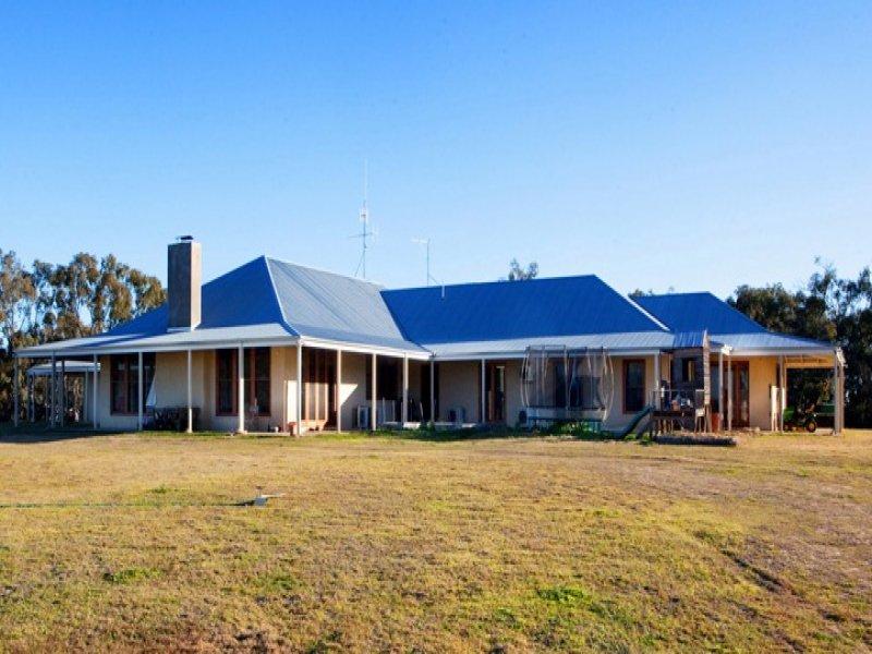 """""""Booabula"""" Booabula Road, Wanganella, NSW 2710"""