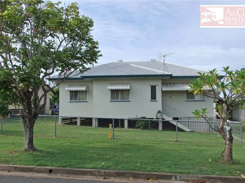 25 Wynne Pde, Maryborough, Qld 4650