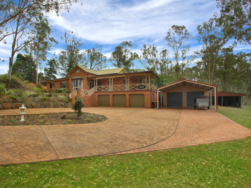 280 Old Stock Route Road, Oakville, NSW 2765