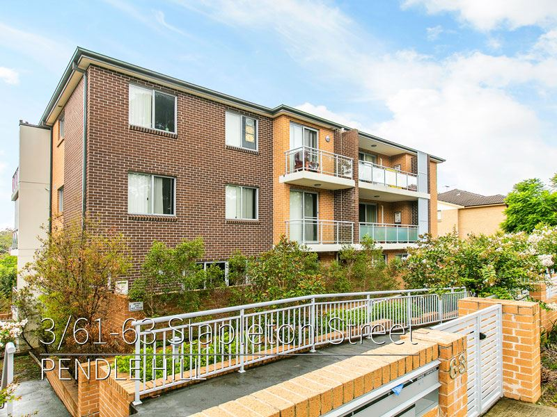 3/61-63 Stapleton Street, Pendle Hill, NSW 2145