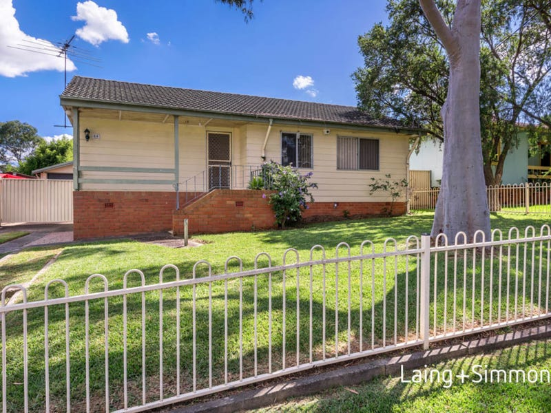64 Boldrewood Road, Blackett, NSW 2770