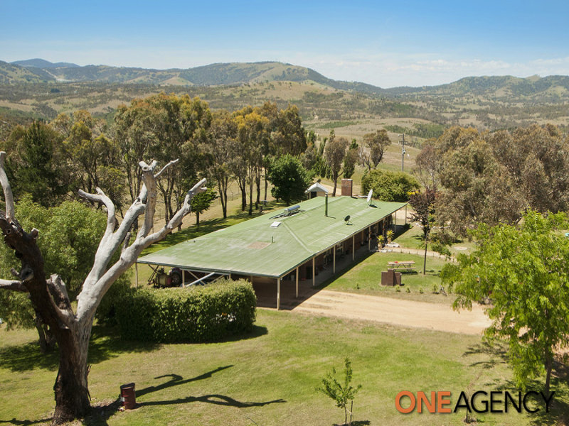 1240 Smiths Road, The Angle, NSW 2620