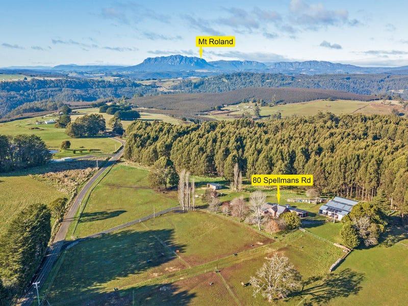 80 Spellmans Rd, Upper Castra, Tas 7315
