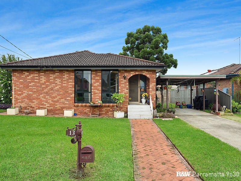 13 Tucks Road, Toongabbie, NSW 2146