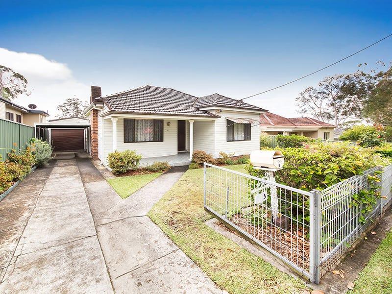 5 Moira Street, Sutherland, NSW 2232