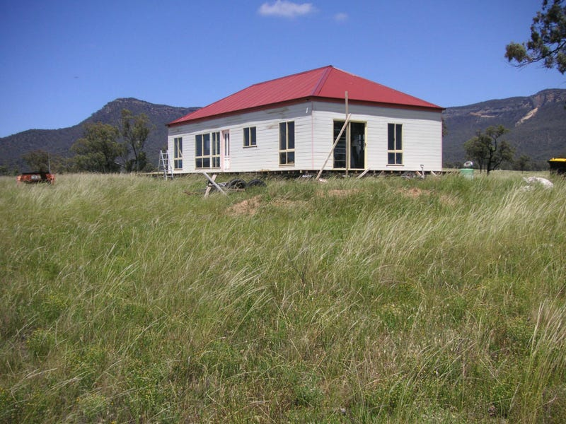 599 Genowlan Road, Rylstone, NSW 2849