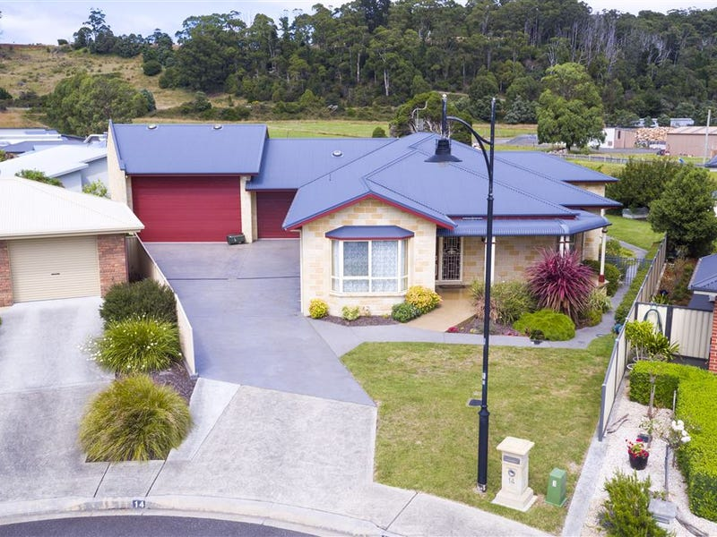 14 Oceanside Boulevard, Sulphur Creek, Tas 7316