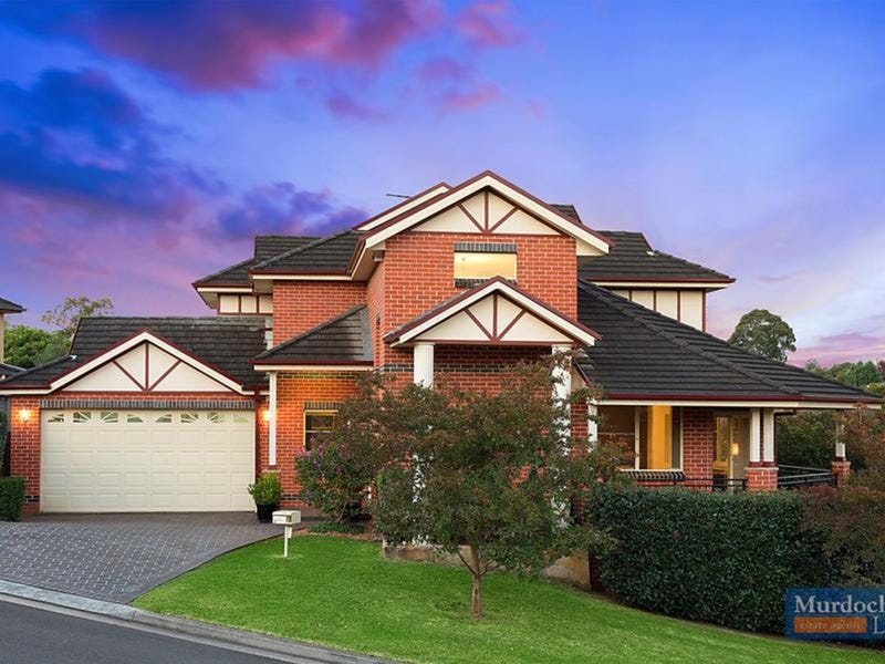 2 Brosnan Place, Castle Hill, NSW 2154
