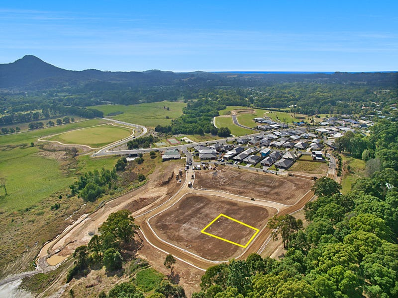 Lot 124 Tallowood Ridge (Off Quail Way), Mullumbimby, NSW 2482