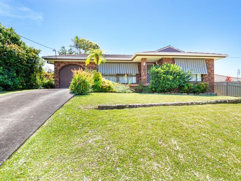 5 Tompkins Avenue, Woolgoolga, NSW 2456