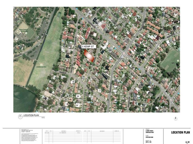 5 Kemp Street, Tennyson Point, NSW 2111