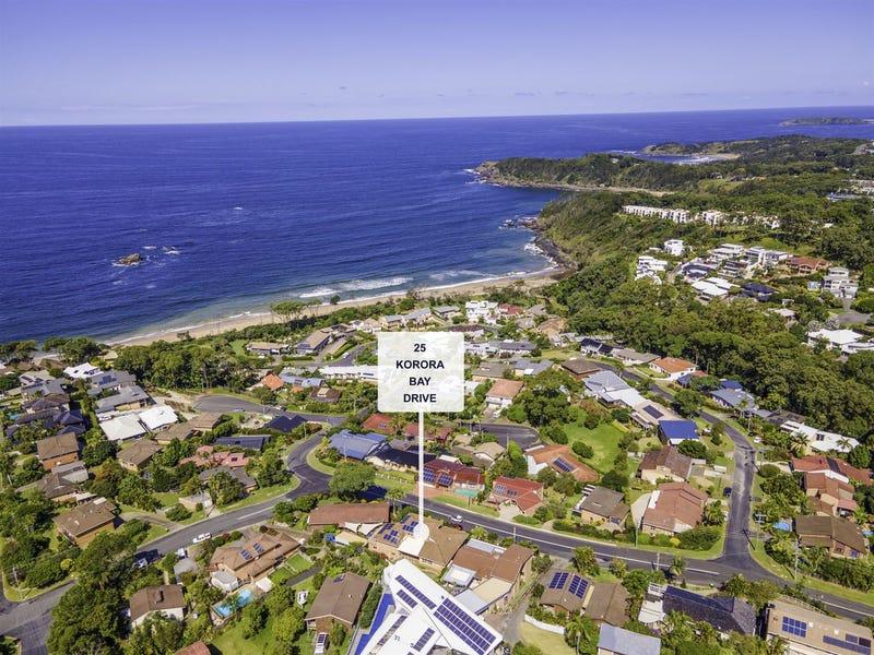 25 Korora Bay Drive, Korora, NSW 2450