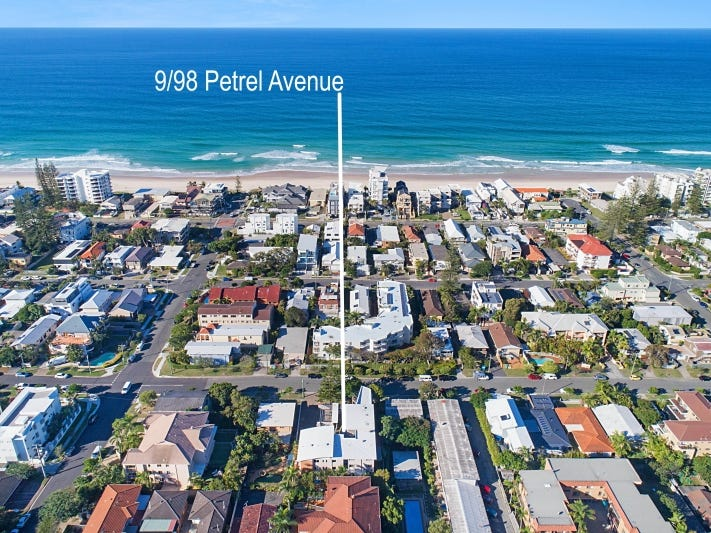 @ 98 Petrel Avenue, Mermaid Beach, Qld 4218
