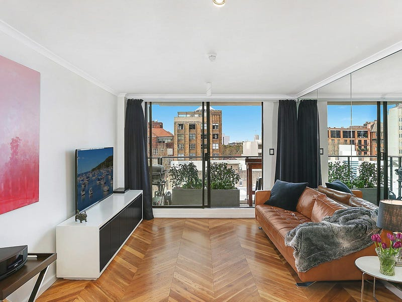 806/2 Springfield Avenue, Potts Point, NSW 2011