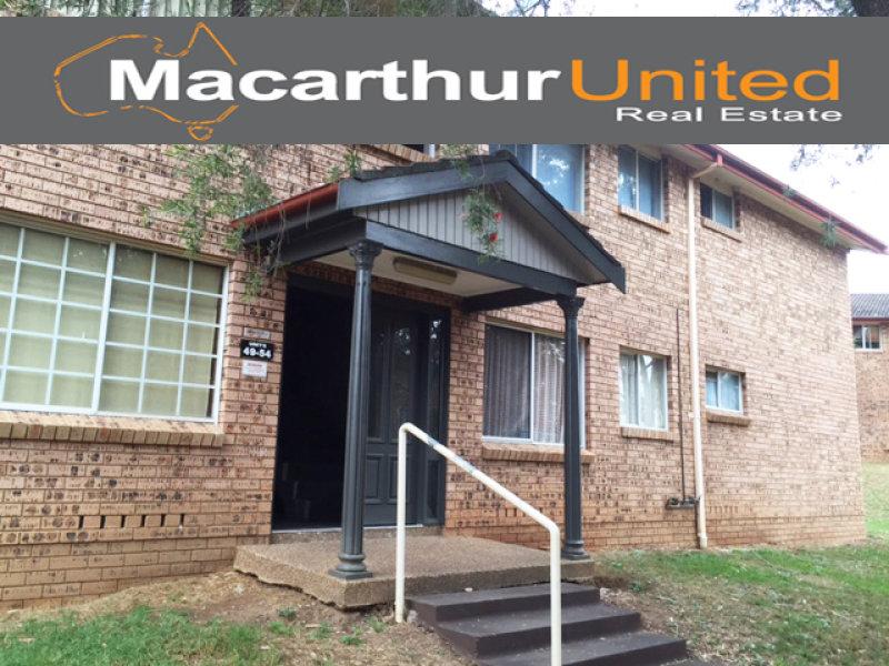 54/100 Burrinjuck St, Leumeah, NSW 2560