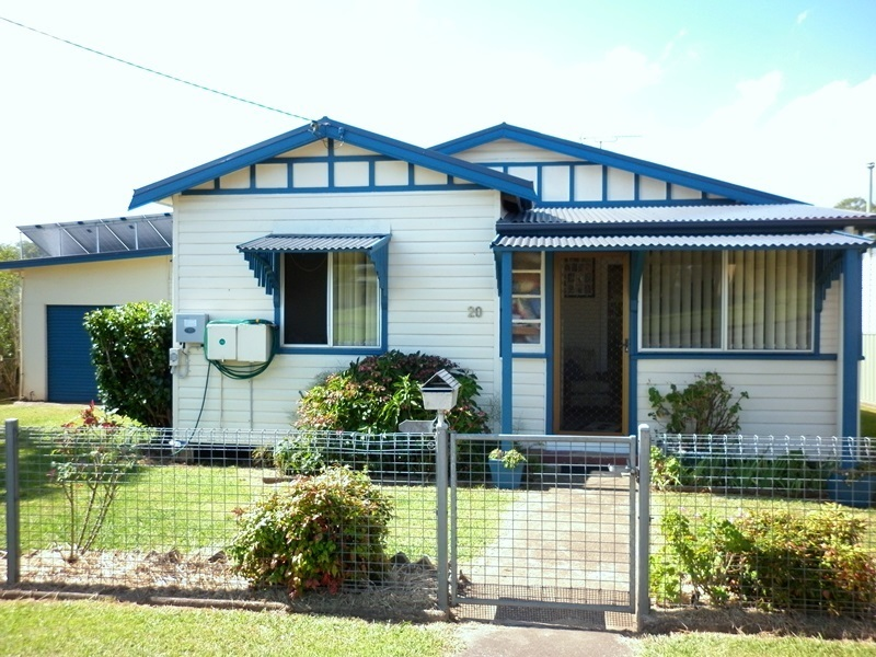 20 Unumgar Street, Woodenbong, NSW 2476
