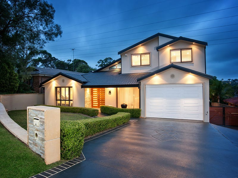 4 Thomas Mitchell Drive, Barden Ridge, NSW 2234