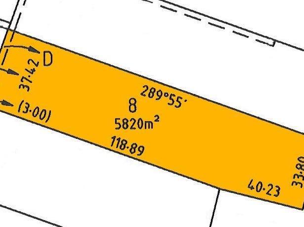 Lot 8, 8 Railway Terrace, Stockwell, SA 5355