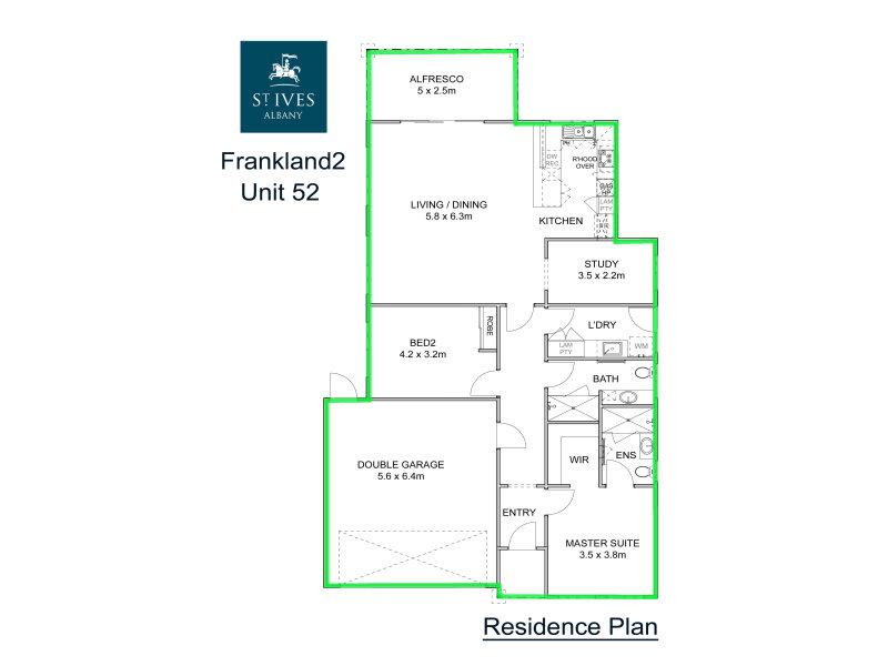 52/21 Brooks Garden Boulevard, Lange, WA 6330