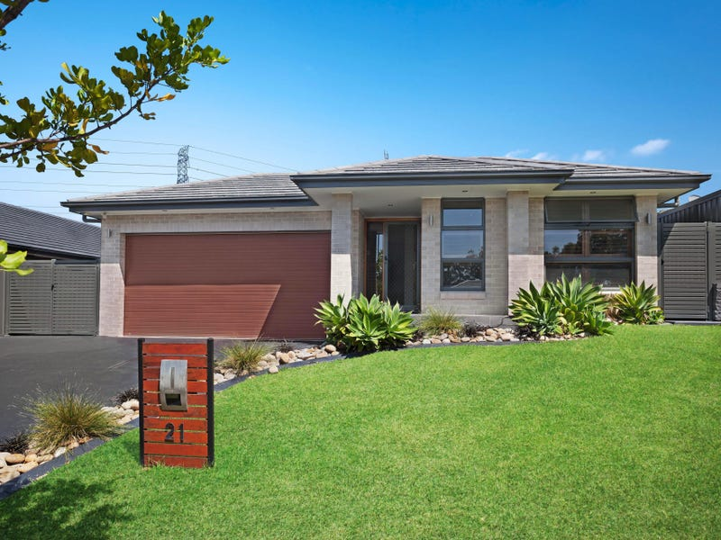 21 Craighill Crescent, Cameron Park, NSW 2285