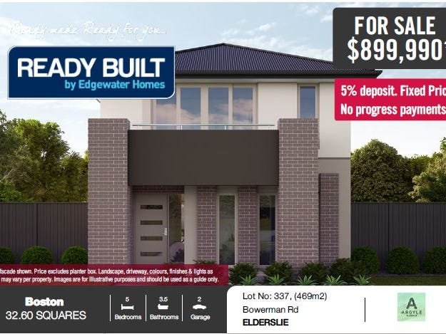 Lot 337 Bowerman Road, Elderslie