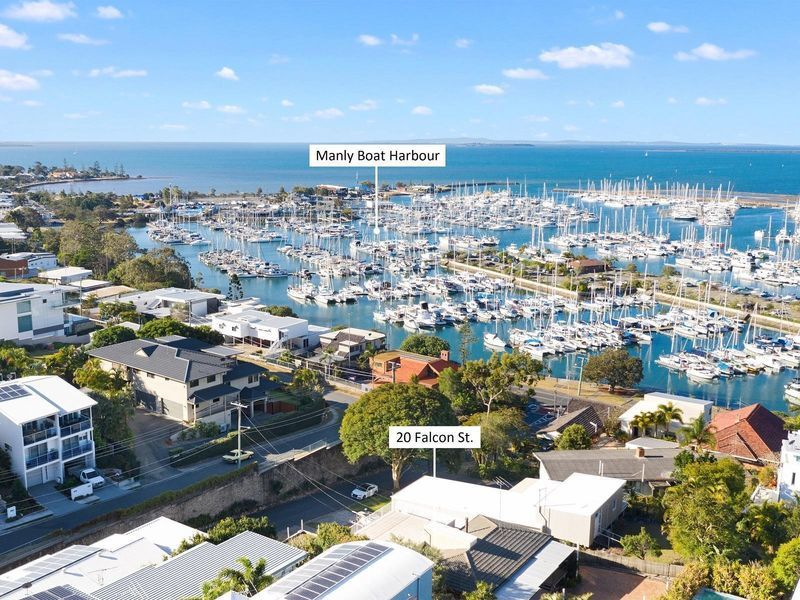 20 Falcon Street, Manly, Qld 4179