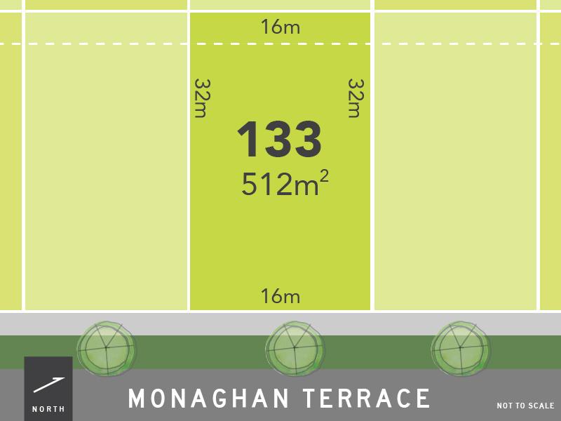 Lot 133, Monaghan Terrace, Alfredton, Vic 3350