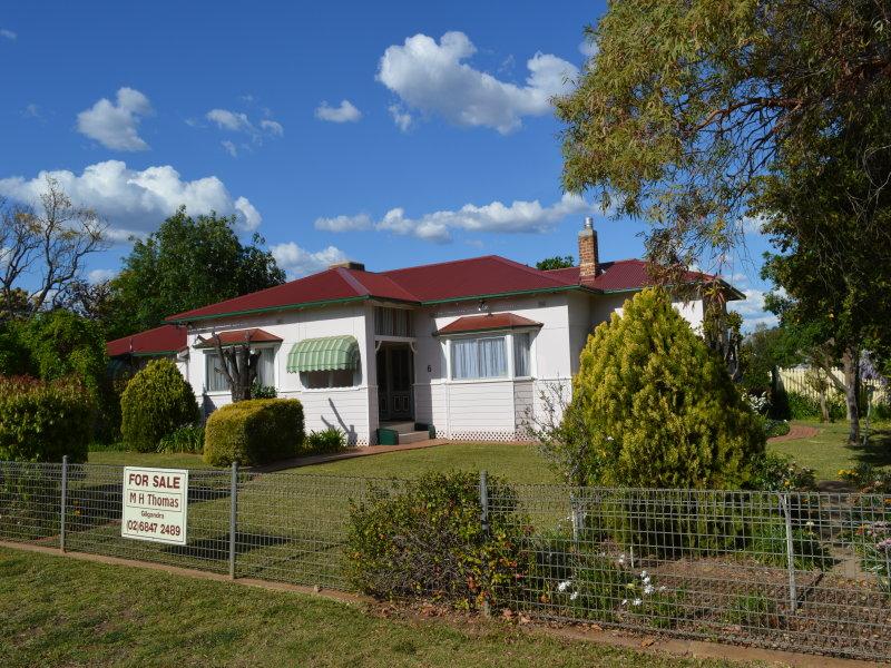 6 Elizabeth Street, Gilgandra, NSW 2827