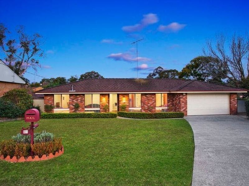 21 Almeria Avenue, Baulkham Hills, NSW 2153