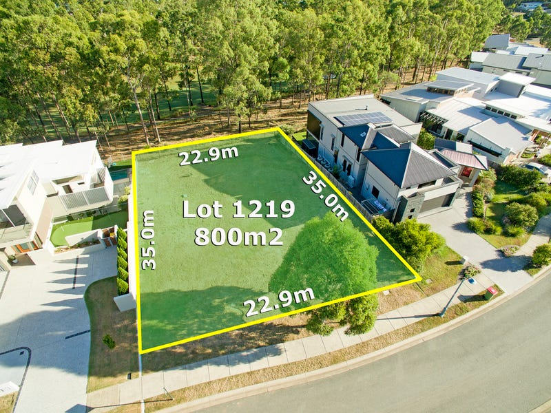 Lot 1219, Birchwood Crescent, Brookwater, Qld 4300