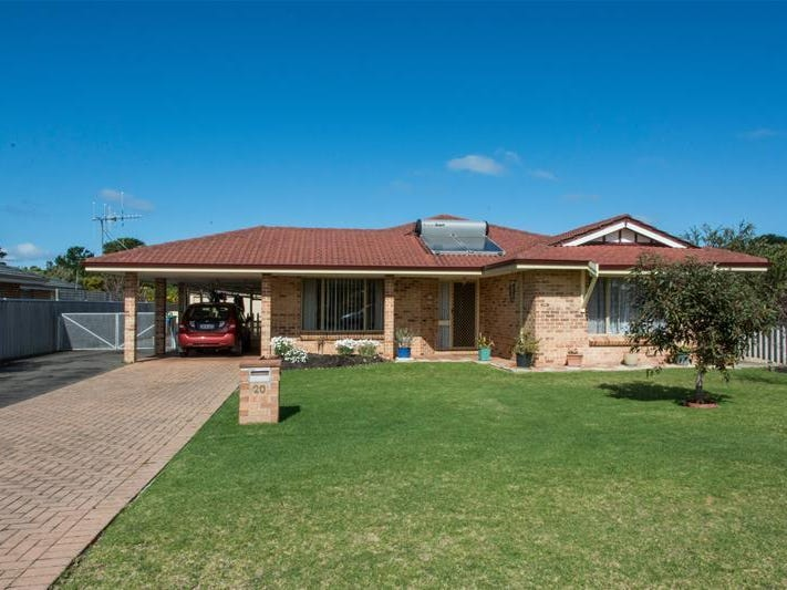 20 Ardross Crescent, Collingwood Park, WA 6330