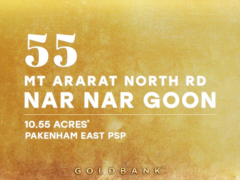 55 Mount Ararat North Road, Nar Nar Goon North, Vic 3812