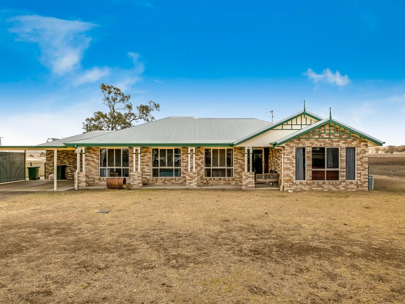 72 Stoneleigh Road, Pittsworth, Qld 4356