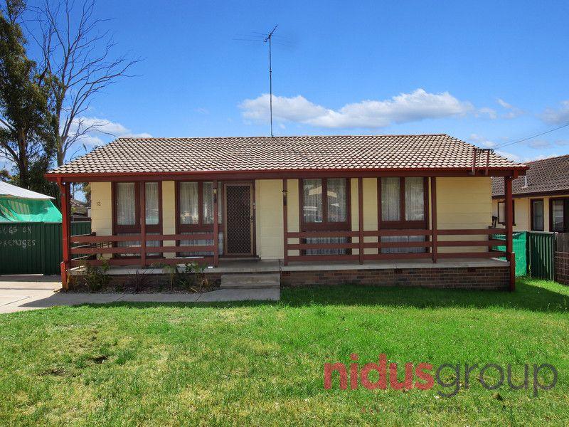 12 Boldrewood Road, Blackett, NSW 2770