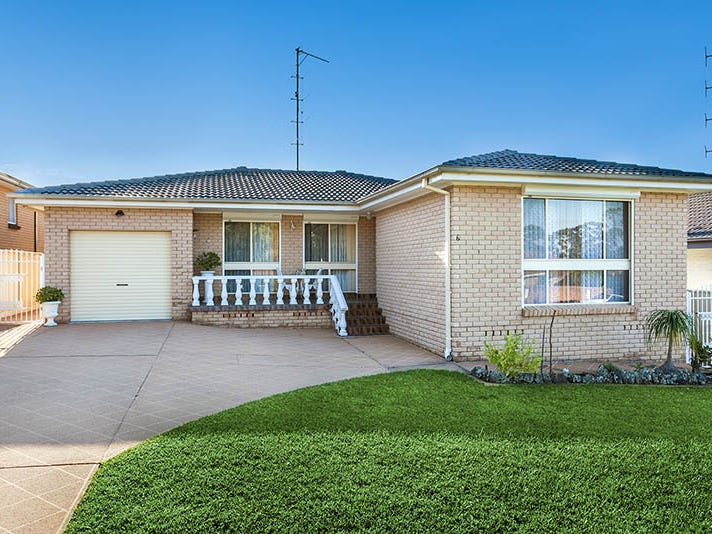 6 Blue Gum Place, Barrack Heights, NSW 2528
