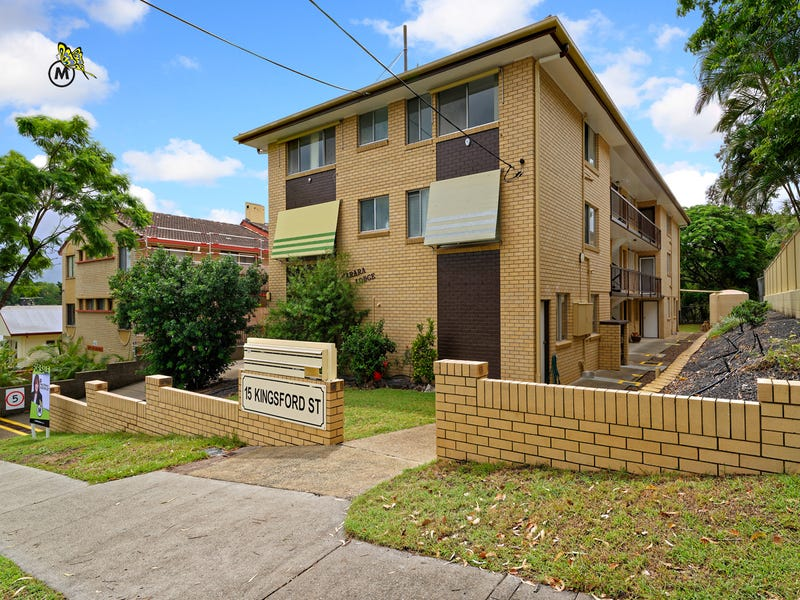 6/15 Kingsford Street, Auchenflower, Qld 4066