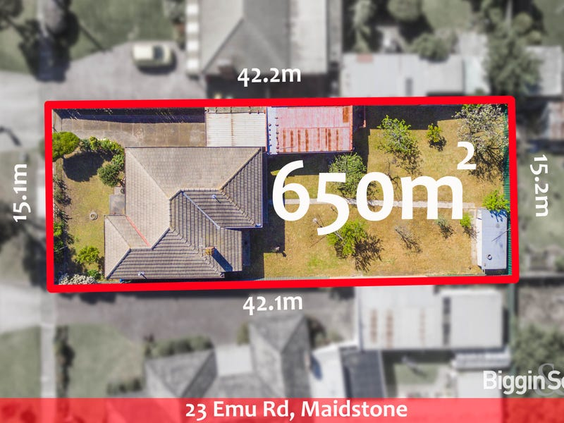 23 Emu Road, Maidstone, Vic 3012