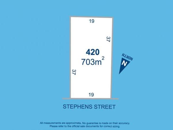 9 Stephens Street (Lot 420, Horsham, Vic 3400