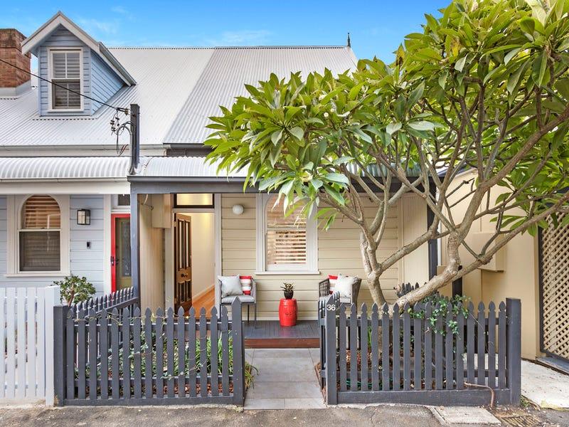 36 Clayton Street, Balmain, NSW 2041