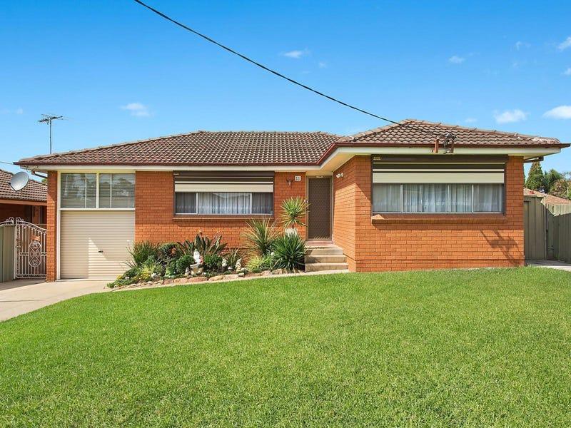 11 Bowler Avenue, Fairfield, NSW 2165
