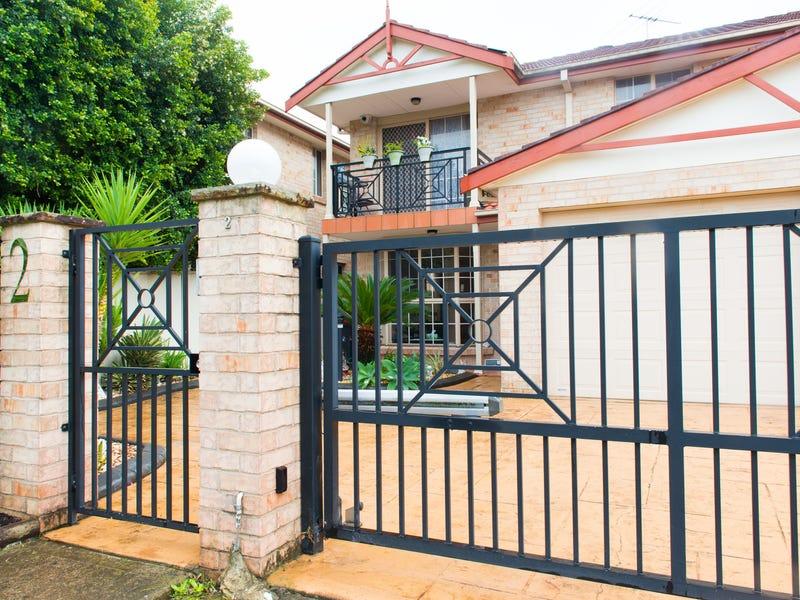 2/12 Turvey Street, Padstow, NSW 2211