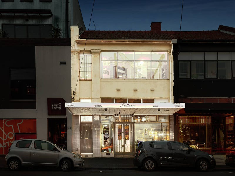 51 &/51A Smith Street, Fitzroy, Vic 3065