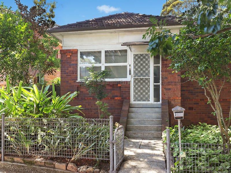 3 Carr Street, Waverton, NSW 2060