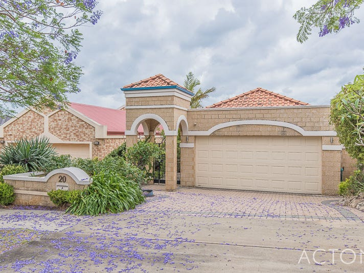 20A PEPLER AVENUE, Salter Point, WA 6152