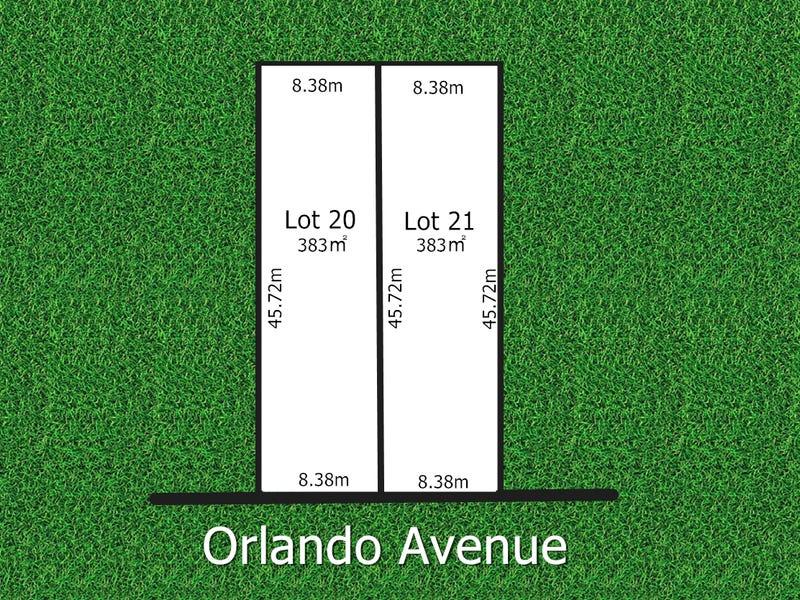 Lot 20 / 58 Orlando Ave, Hampstead Gardens