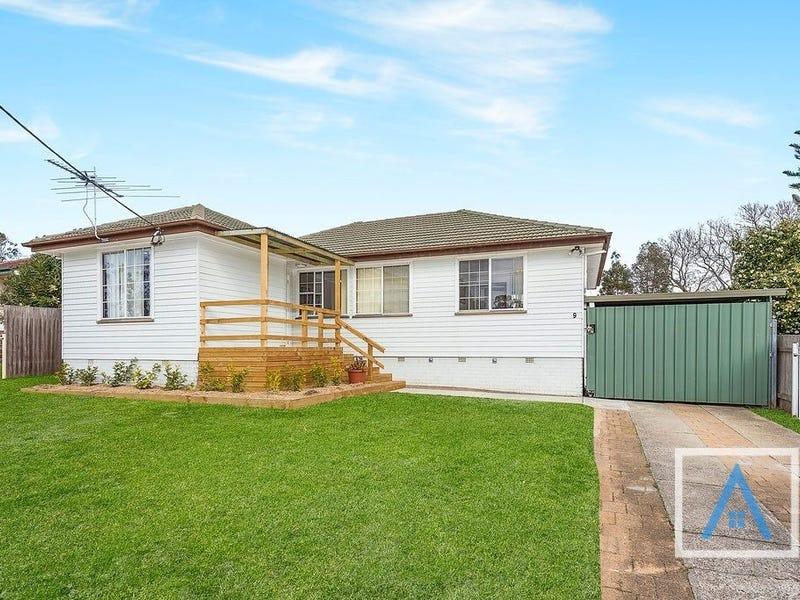 9 Wordsworth Avenue, Leumeah, NSW 2560